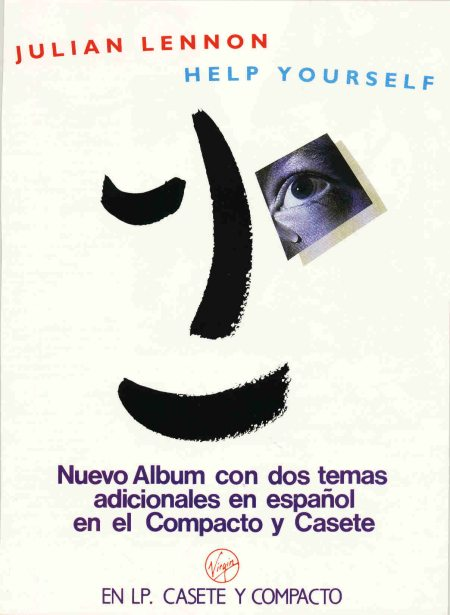 Promotional Poster from Spain Contributed by Fernando